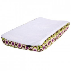 The Changing Pad Cover - Spa