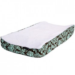 The Changing Pad Cover - Vintage In Blue