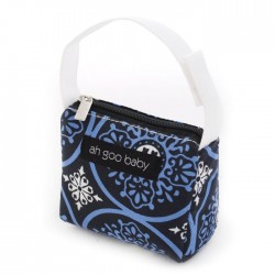 The Pacifier Tote - Blueberry
